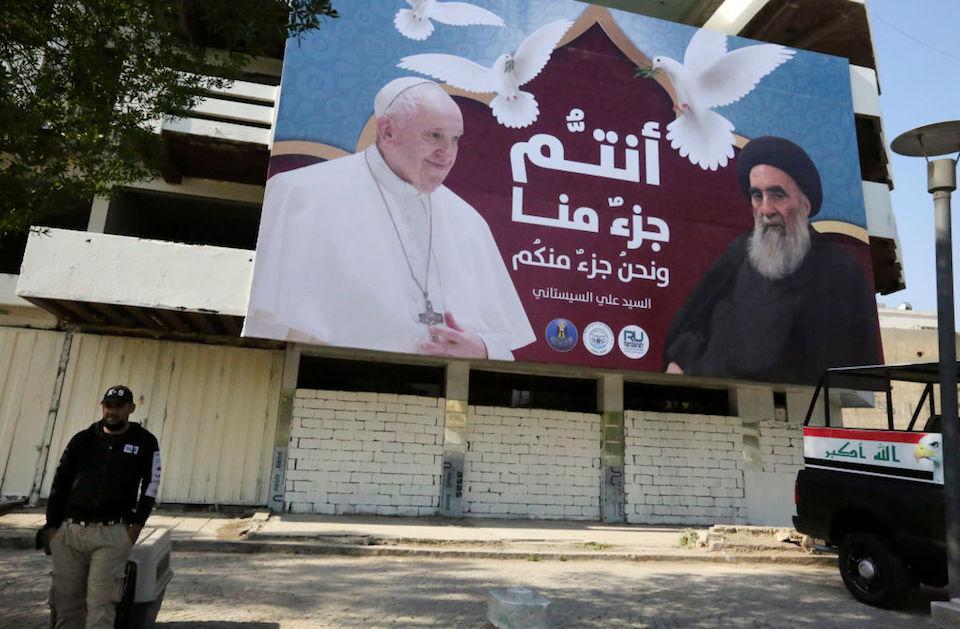 papa Francisco Iraq