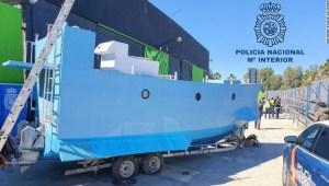 narcosubmarino España