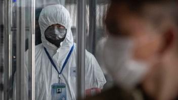 coronavirus origen oms reporte getty