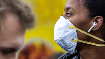 pandemia comportamiento mascarillas coronavirus getty