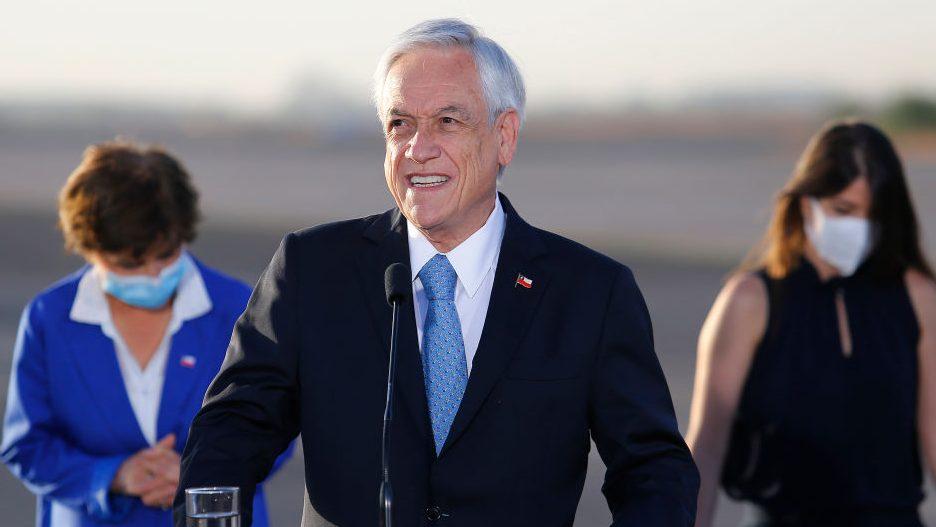 Chile Pensiones Piñera