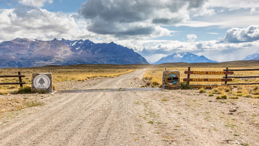 Patagonia Parque Nacional Perito Moreno