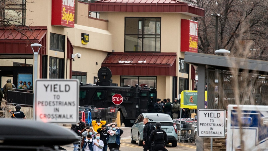 Tiroteo Boulder Colorado