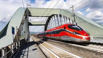 Trenes libres de covid Italia turismo