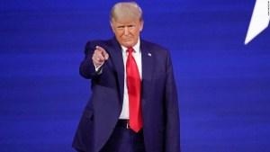 ANÁLISIS | Trump desata una nueva amenaza a la democracia estadounidense