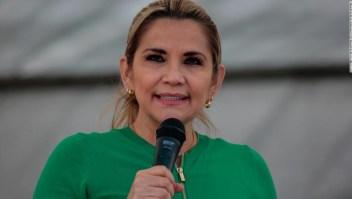 Crecen las dudas sobre detención de Jeanine Áñez (Análisis)
