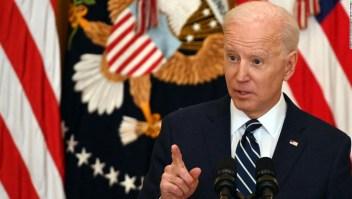 5 cosas claves conferencia Biden