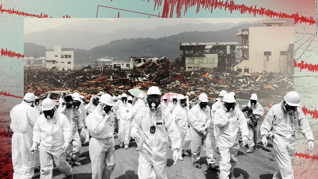 Tsunami terremoto Japón 2011
