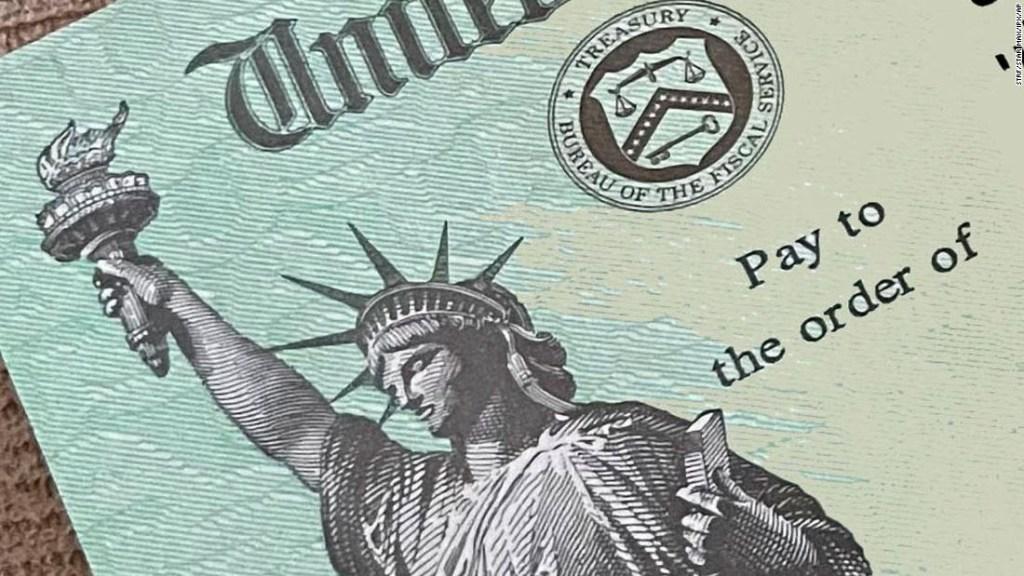 ¿Por qué tu cheque de estímulo aún puede estar pendiente?