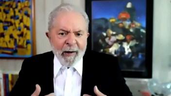 Exclusiva: El expresidente de Brasil Lula da Silva insta a Biden a convocar una cumbre de emergencia sobre covid-19
