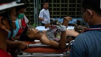 Myanmar civiles