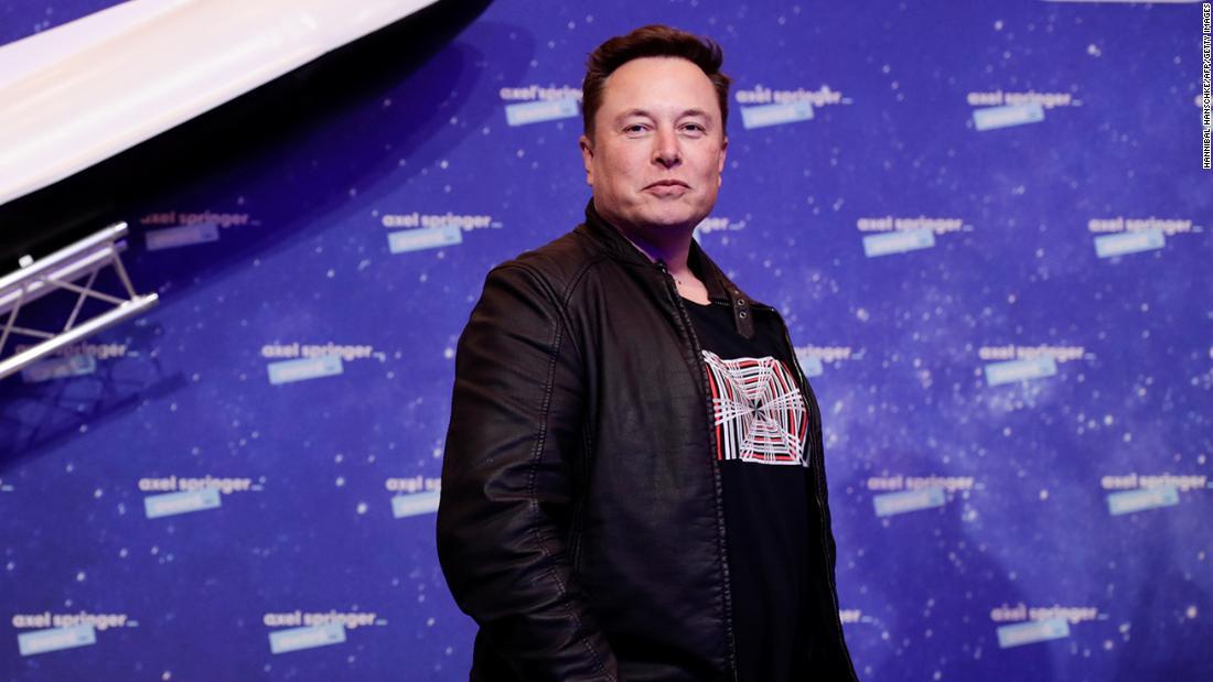 Elon Musk ganó US$ 25.000 millones en un solo día