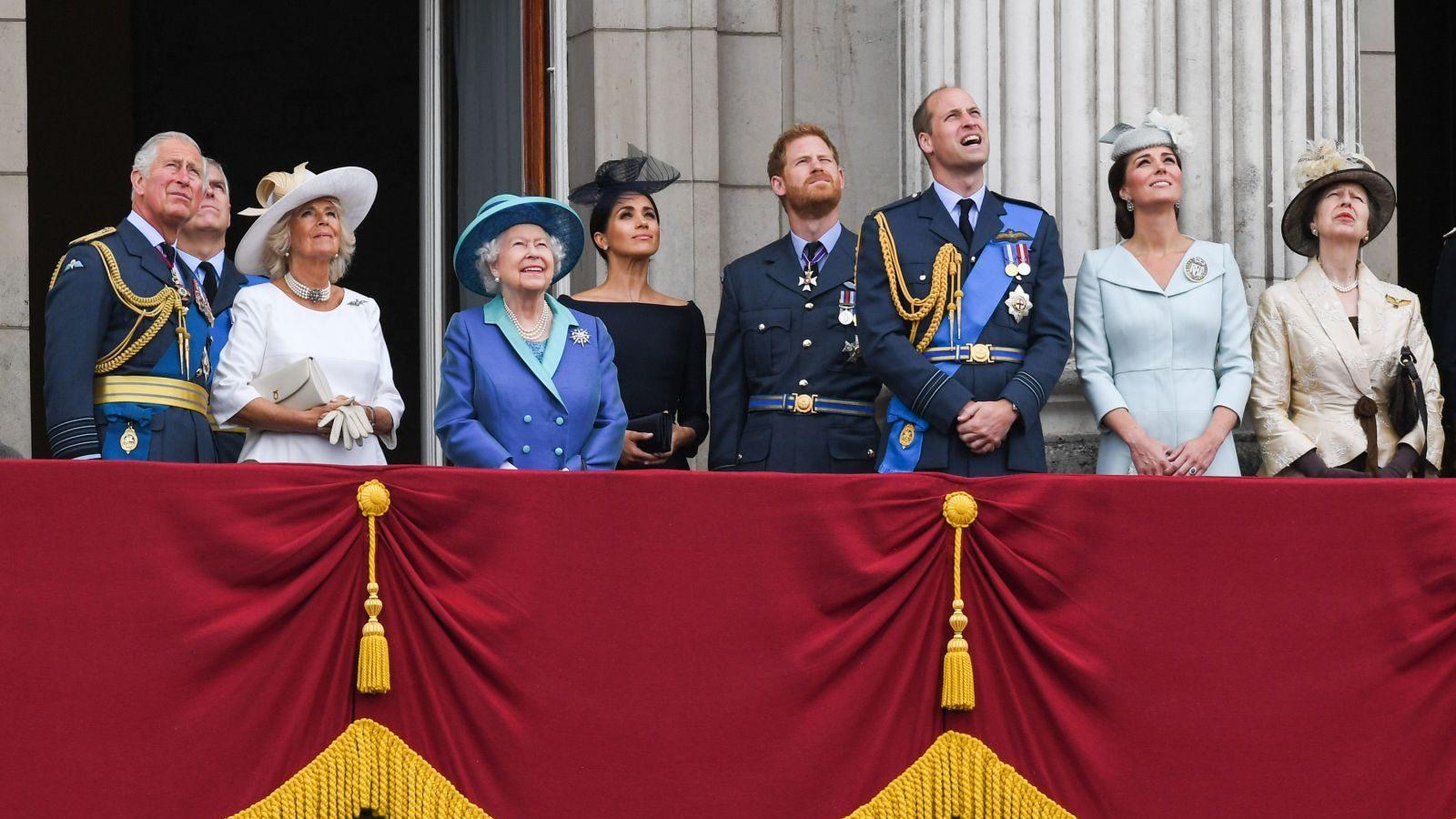 Carlos, William, Jorge, Carlota, Harry… ¿Quién es quién en la línea de sucesión al trono británico?
