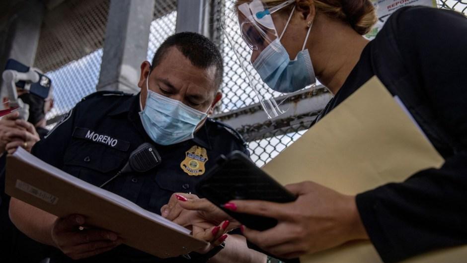 Crisis frontera EE.UU México inmigración