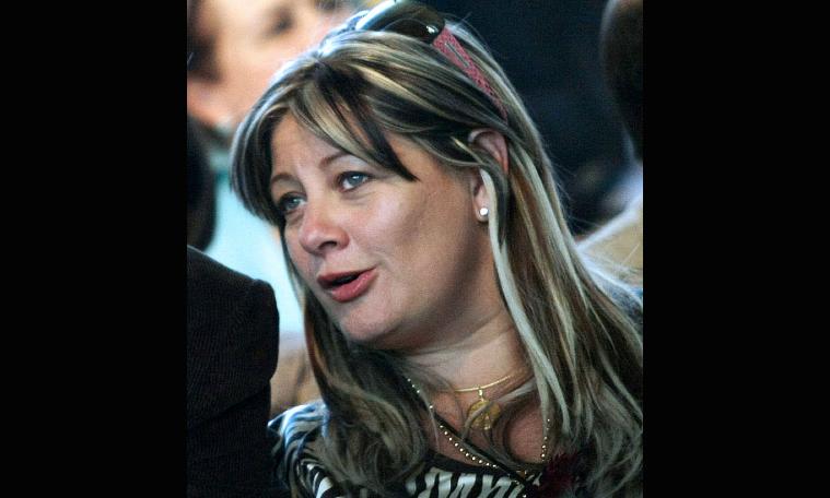 Marisabel Rodríguez de Chávez en 2008