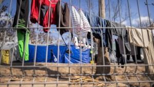 Ya desmantelan campamento en Matamoros para solicitantes de asilo