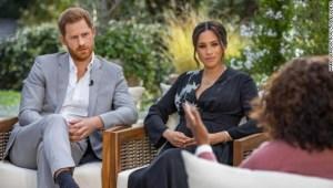 Lo más destacado de la entrevista de Oprah de Meghan y Harry