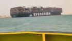 ¿Cómo un enorme barco bloqueó el Canal de Suez?