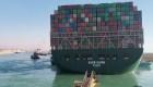 El canal de Suez quedó liberado, la afectación a la cadena de comer