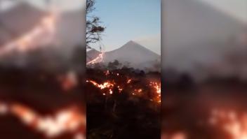 volcán-pacaya