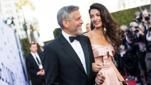 ¿Qué opina Amal Clooney de la serie ER?