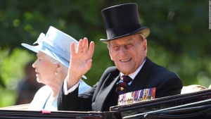 príncipe Felipe muerte