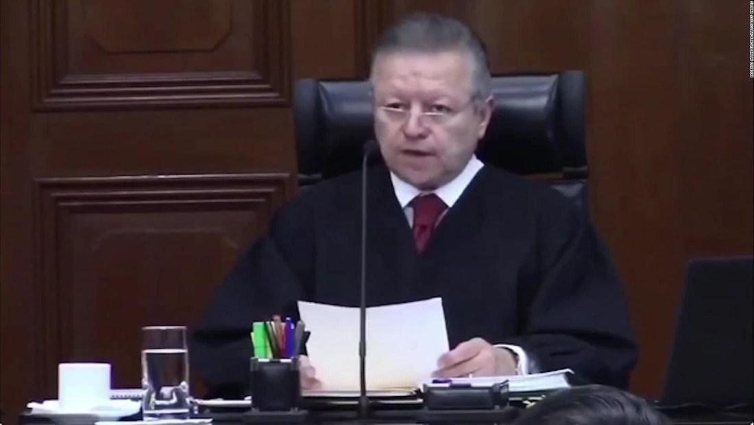 Álvarez: Suprema Corte de México vive un golpe de Estado