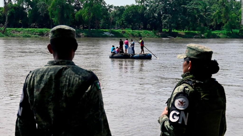 EE.UU., México, Honduras y Guatemala frenarán migración