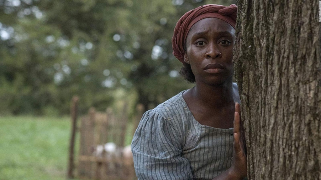 Cynthia Erivo wants Harriet Tubman on the tickets