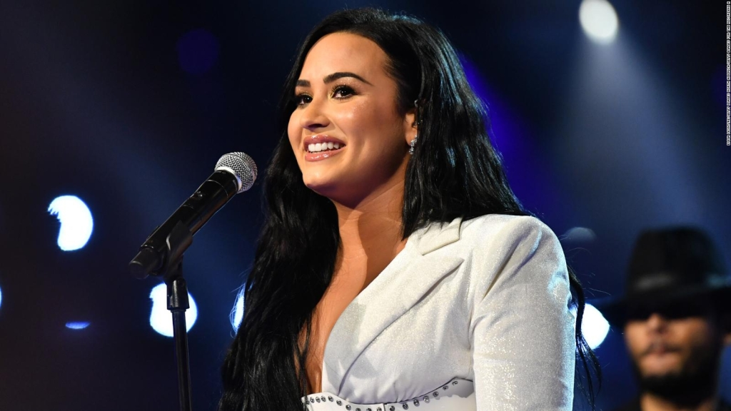 Sharon Stone, Britney Spears and Demi Lovato give something to talk about