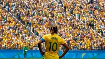 Mejor futbolista del mundo habla sobre pago igualitario