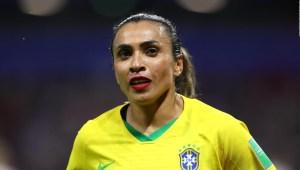Marta, la reina brasileña del fútbol
