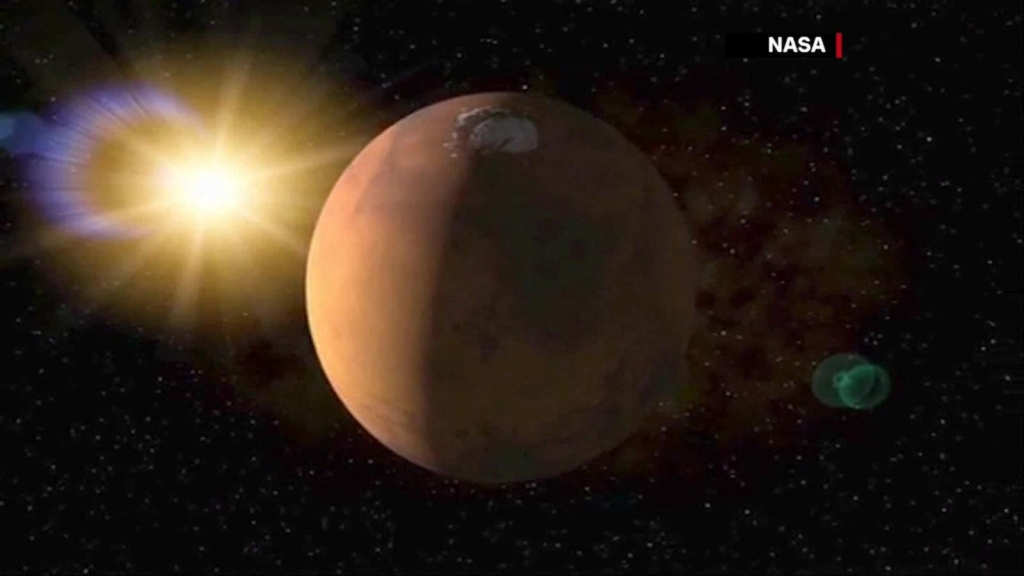 México quiere llegar a Marte
