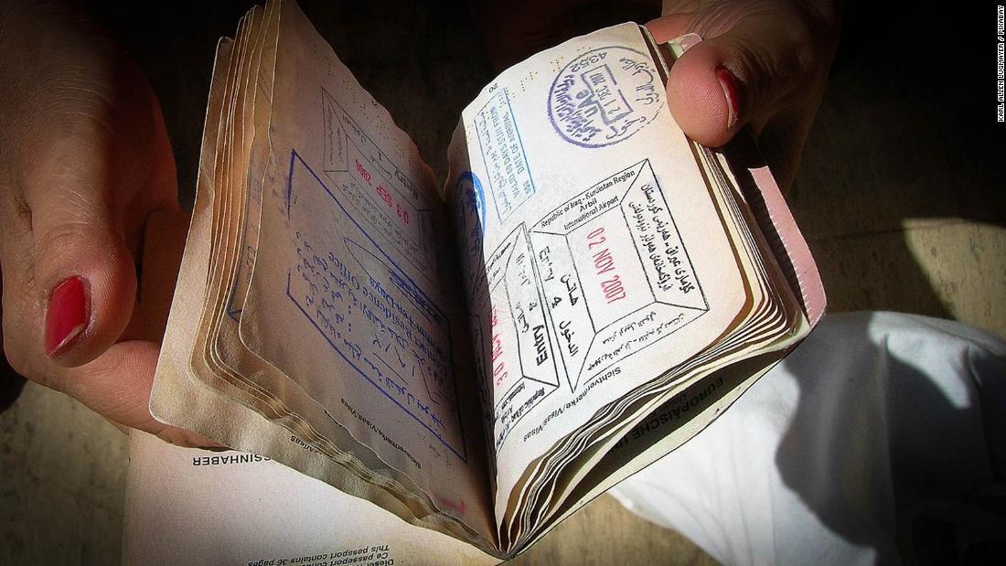 índice pasaporte
