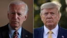 Encuesta revela que Biden en más popular que Trump en sus primeros 100 días