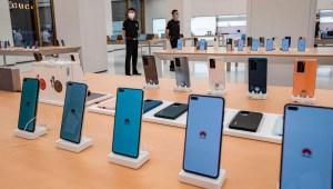 Huawei pierde el trono de los teléfonos inteligentes