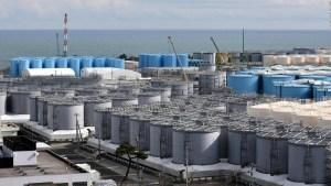 Japón liberará agua tratada de Fukushima al mar