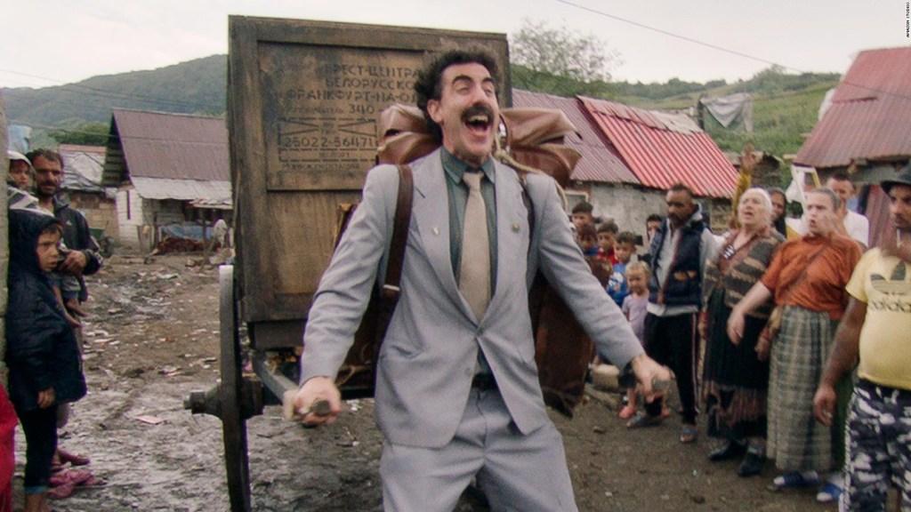 """Por qué Sacha Baron Cohen no quiere volver a ser """"Borat"""""""