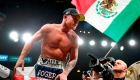 Canelo's gesture with a young man who needs a transplant
