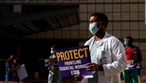 muerte trabajadores sanitarios covid-19