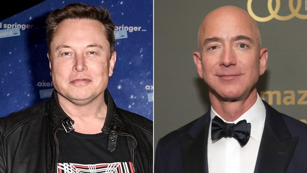 Las 5 personas más ricas del mundo, según Forbes