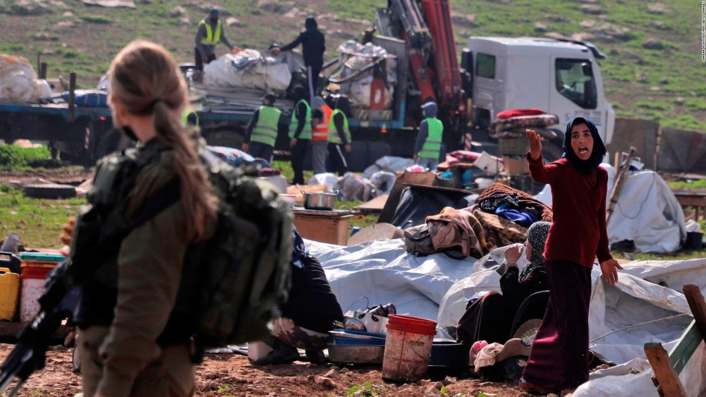 Acusan a Israel de segregación racial contra palestinos
