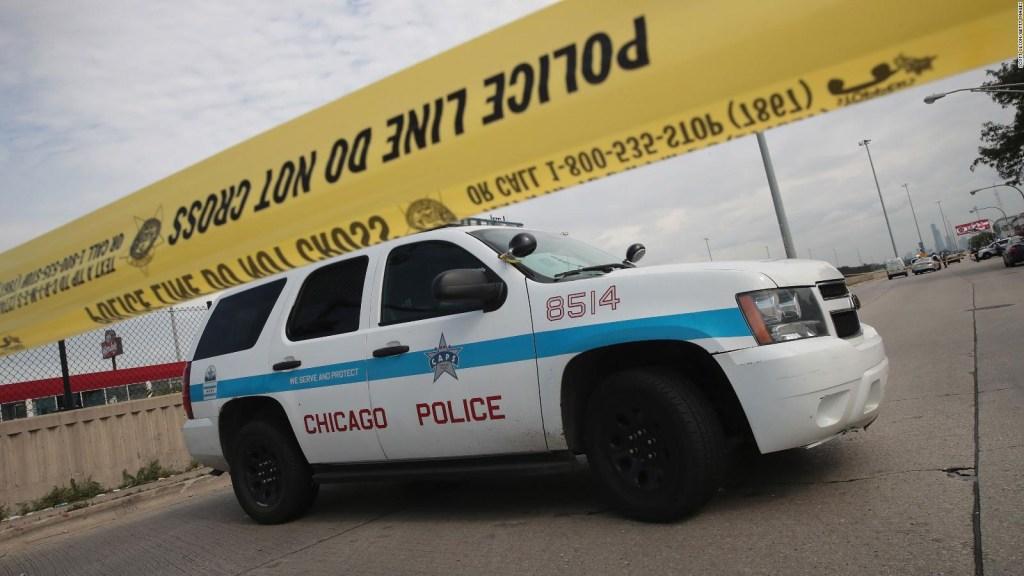 Nuevo video de muerte de hispano por disparos de policía