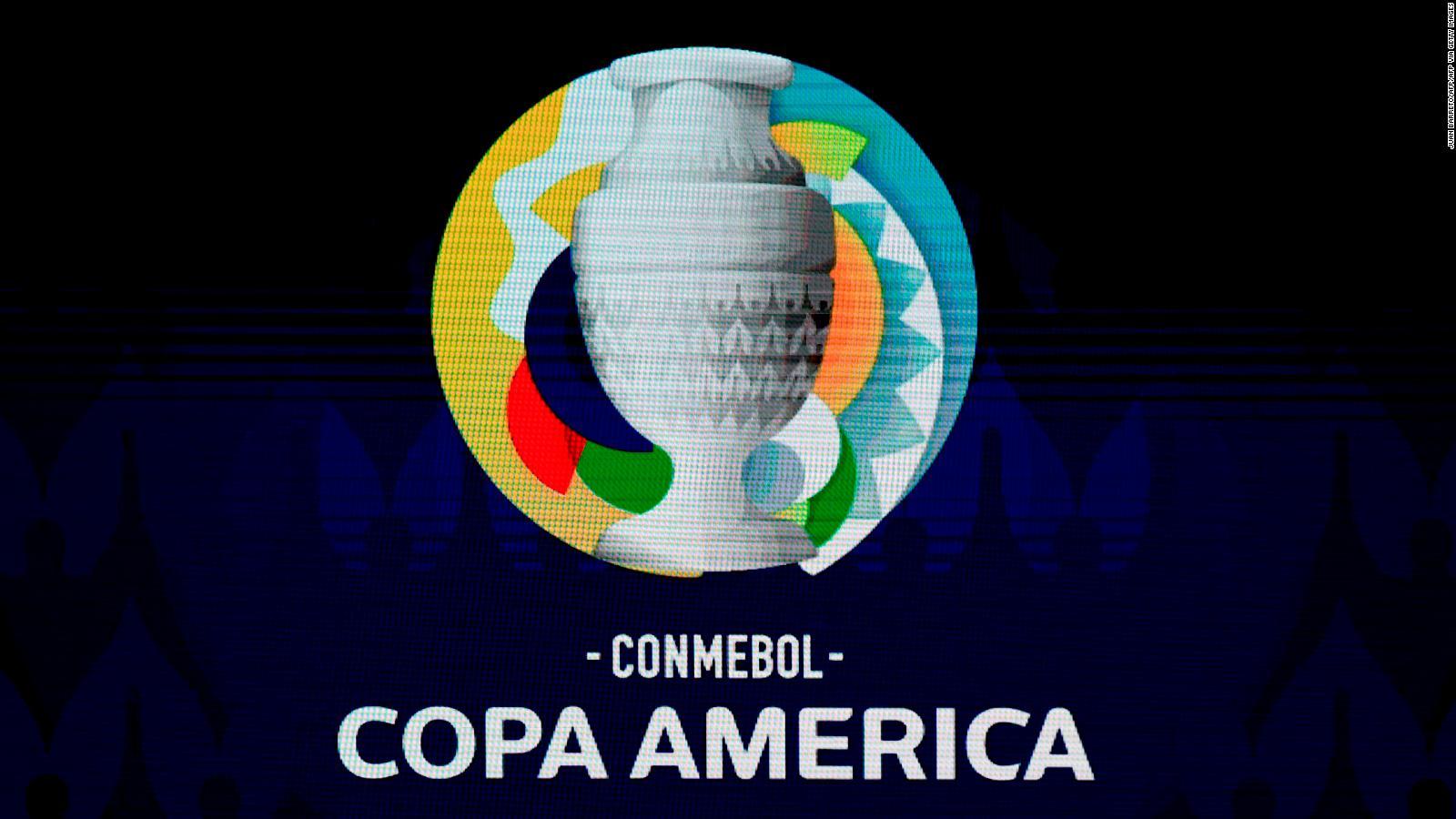La Copa América lanza su video musical y el torneo sigue en pie   CNN