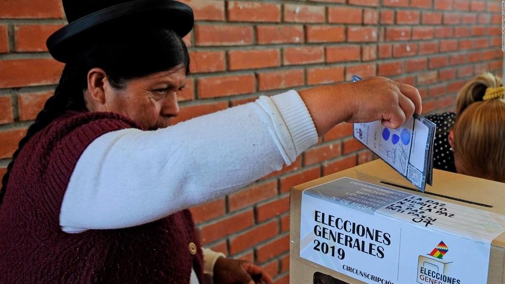 Voto indígena, clave en la región andina