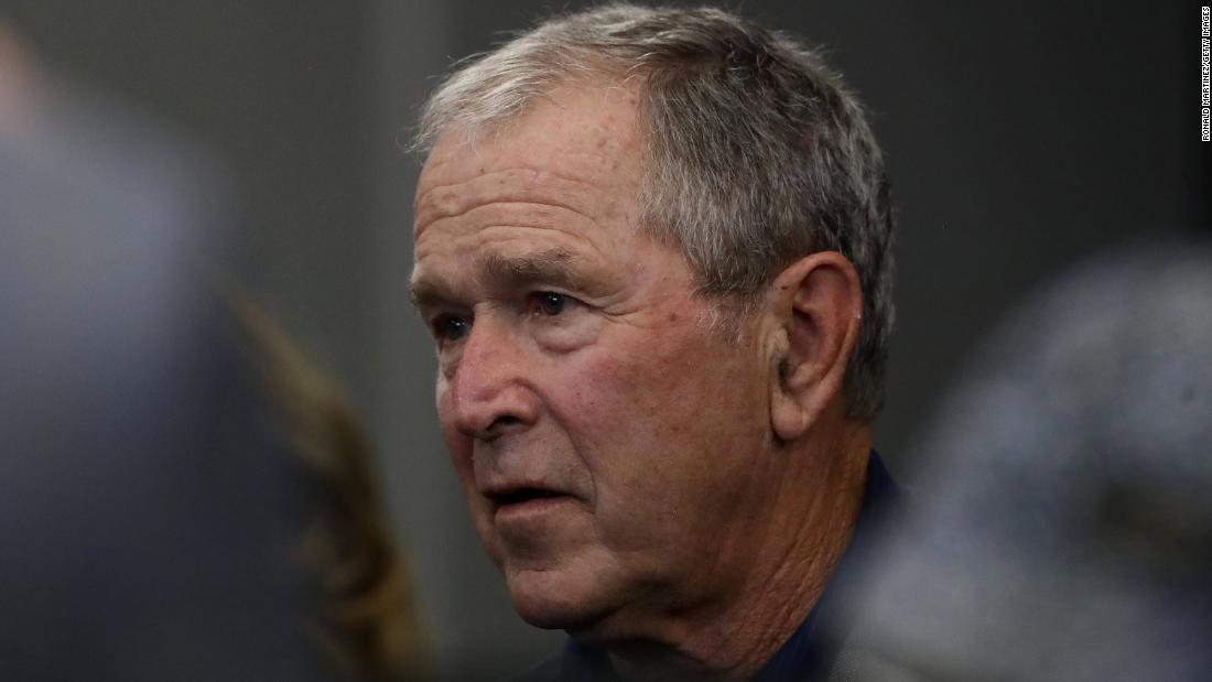 Bush pide al Congreso que baje el tono de la 'retórica dura' sobre la inmigración