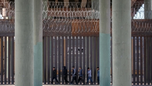 Reacciones al programa de militarización de fronteras