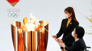 Así está Japón a 100 días de los Juegos Olímpicos