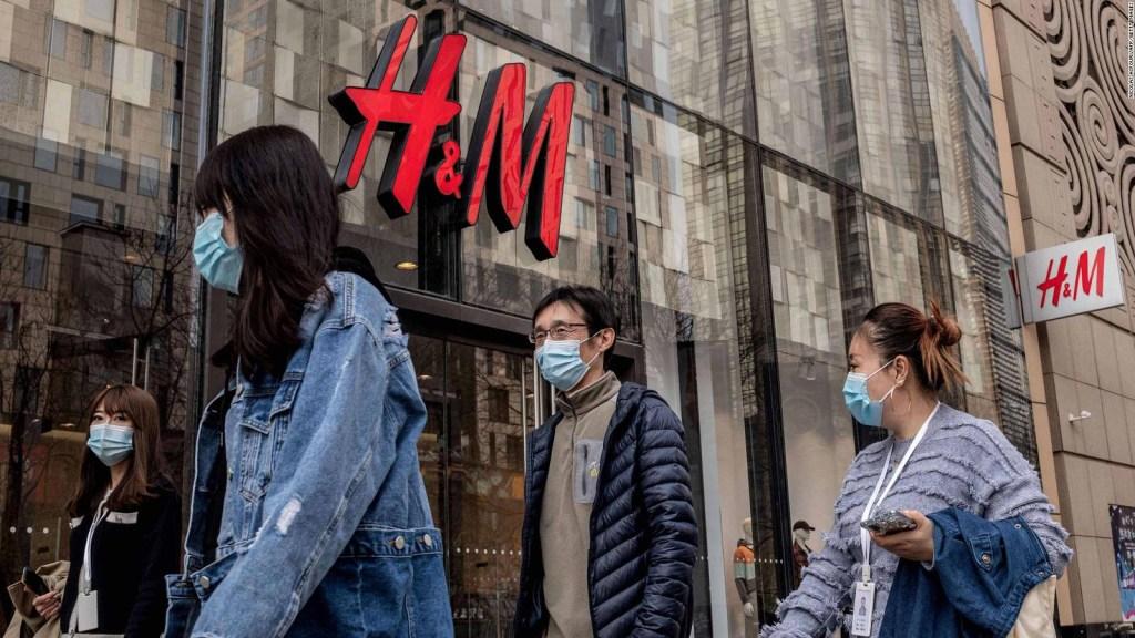 Nike, Adidas y H&M, en la mira de China