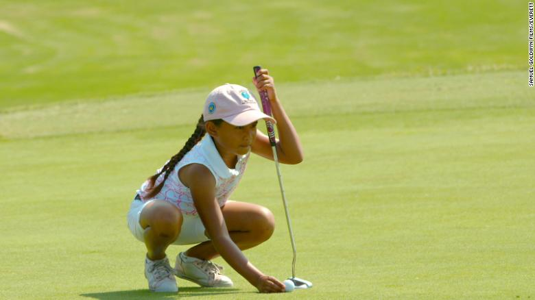 golf femenil